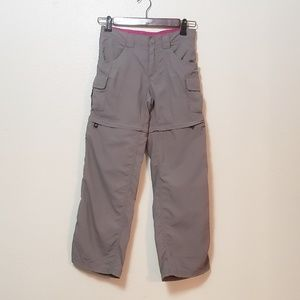 The North Face Girls 10/12 Hiking Pants